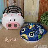 和風蚊香器 柴犬貓咪老虎小豬帶蓋蚊香盤 日本尾單陶瓷香薰爐 居樂坊生活館
