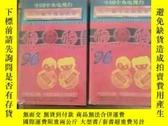 二手書博民逛書店罕見中國中央電視臺96春節戲曲晚會《上下兩盒錄像帶》Y12820