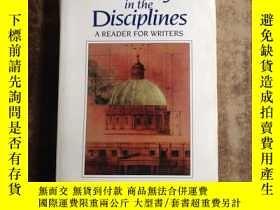 二手書博民逛書店Writing罕見in the Disciplines THIR