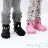 雙12狂歡購 兒童夏季可愛雨靴男女寶寶小童中童戶外防水防滑低筒雨鞋