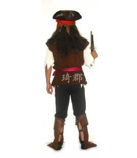 COS海盜服裝加勒比男海盜