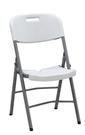 【南洋風休閒傢俱】時尚餐椅系列 白色/黑色塑製折合椅 皮面餐椅 摺疊餐椅 麻將椅(SB853-19-20)