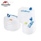 儲水桶買一送一便攜式折疊水桶戶外食品級PE飲用水桶超輕大號車用儲水桶旅行YJT 快速出貨
