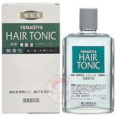 Yanagiya 日本柳屋 髮根營養液(微香)240ml(日本平輸)【小三美日】