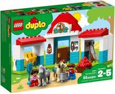 樂高LEGO DUPLO 農場小馬馬棚 10868 TOYeGO 玩具e哥