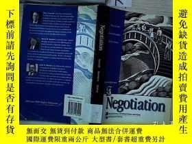 二手書博民逛書店NEGOTIATION罕見01談判Y203004