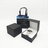 手錶盒 高檔PU手錶盒 腕錶首飾盒 禮品盒 飾品包裝盒 男女手錶盒【快速出貨】