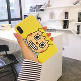 日本晴空酱黄色华为p10plus手机壳p20pro软壳硅胶p10创意保护套女  檸檬衣舍