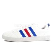 Adidas VS Advantage [F99255] 男鞋 運動 休閒 白 藍 紅 愛迪達