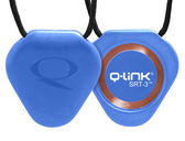 【Q-Link】生物能共振晶體項鍊 ─ 時尚藍 NEW (新一代 SRT3效果增加20%)