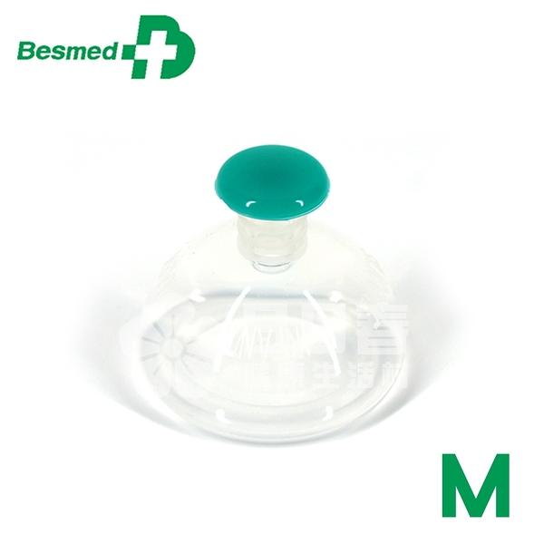 貝斯美德 矽質拍痰杯 M