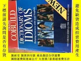 二手書博民逛書店5086:《collins罕見cobuild dictionary of idioms 》(柯林斯成語詞典)英文版
