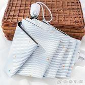 全自動韓國女小清新學生雨傘女折疊太陽傘晴雨傘兩用簡約森繫復古優家小鋪
