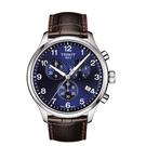 ◆TISSOT◆天梭 韻馳系列新上市  Chrono XL計時手錶 T116.617.16.047.00 藍X咖