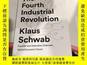 二手書博民逛書店The罕見Fourth Industrial Revolutio