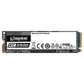 Kingston 金士頓 KC2500 NVMe M.2 PCIe SSD 250GB 固態硬碟 3DTLC SKC2500M8/250G