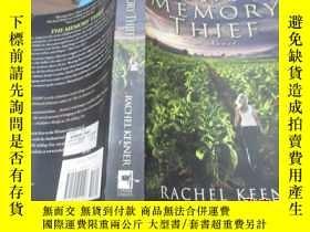 二手書博民逛書店THE罕見MEMORY THIEF.Y19506 RACHEL