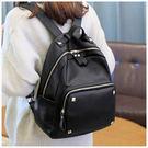 後背包-個性鉚釘造型尼龍後背包-單1款-A12121221-天藍小舖