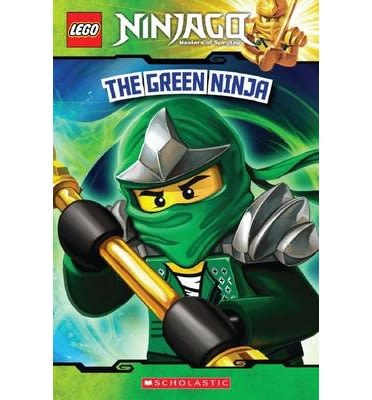 LEGO NINJAGO (樂高旋風忍者): THE GREEN NINJA