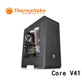 Thermaltake 曜越 Core V41 ATX (2大6小) 中直立式開窗機殼