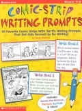 二手書博民逛書店 《Comic-Strip Writing Prompts: Grades 3-5》 R2Y ISBN:0439159776│Kellaher