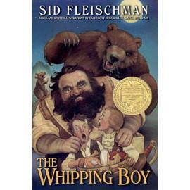 【紐伯瑞金牌獎】WHIPPING BOY(挨鞭童)