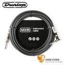 Dunlop MXR DCIS10R 10呎 一直頭一L頭 樂器用 導線 3公尺【吉他/貝斯/電子琴/6.3mm】