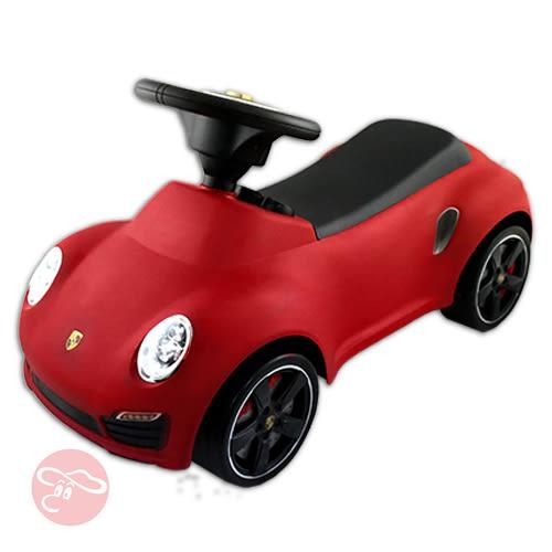 【瑪琍歐玩具】Porsche 911 原廠授權 滑步車83400