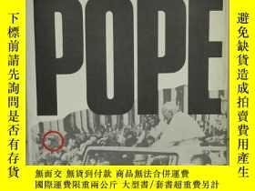 二手書博民逛書店刺殺教皇保羅二世罕見The Plot to Kill the Pope by Paul B. Henze(案件)英