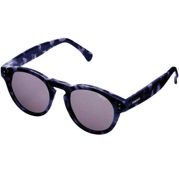 KOMONO CRAFTED工藝款手工太陽眼鏡 Clement-迷幻靛藍