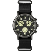 TIMEX 天美時 TXT2P71500 計時手錶 /40mm