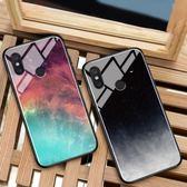 小米8手機殼ins冷淡風玻璃