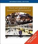 二手書博民逛書店 《Theory and application of intermediate microeconomics》 R2Y ISBN:0324599498