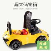 快速出貨 兒童滑行車四輪溜溜扭扭車音樂1-3-5歲嬰兒學步助步可坐人玩具車