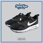 NIKE 休閒鞋 Max Tavas 黑白 無縫線 氣墊 休閒 難 705149-024【SP】