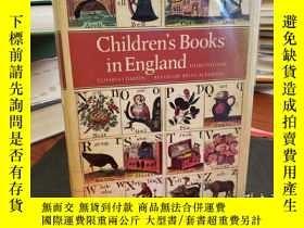 二手書博民逛書店Children s罕見Books In England: Five Centuries Of Social Li