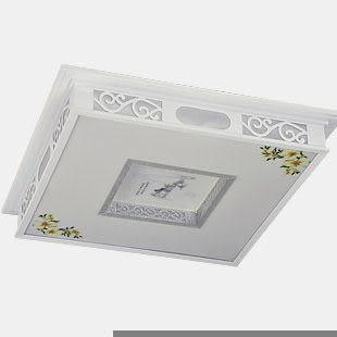 現代簡約鋁材吸頂燈