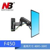 【NB】F450/40-50吋氣壓式液晶螢幕壁掛架