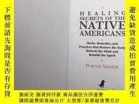 二手書博民逛書店Healing罕見Secrets of the Native A