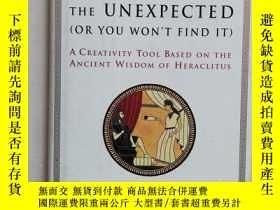 二手書博民逛書店EXPECT罕見THE UNEXPECTED(OR YOU WO