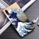 Sony Xperia XZ F8332 XZs G8232 手機殼 硬殼 日本浮世繪 神奈川衝浪裏