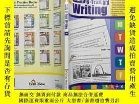 二手書博民逛書店Daily罕見6-Trait Writing,Grade 3 - Teacher Edition 每日練習系列系統