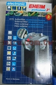 【西高地水族坊】德國EHEIM 最新款 阿圖玩家3e (微電腦智慧型過濾圓桶)(不含濾材) 2076