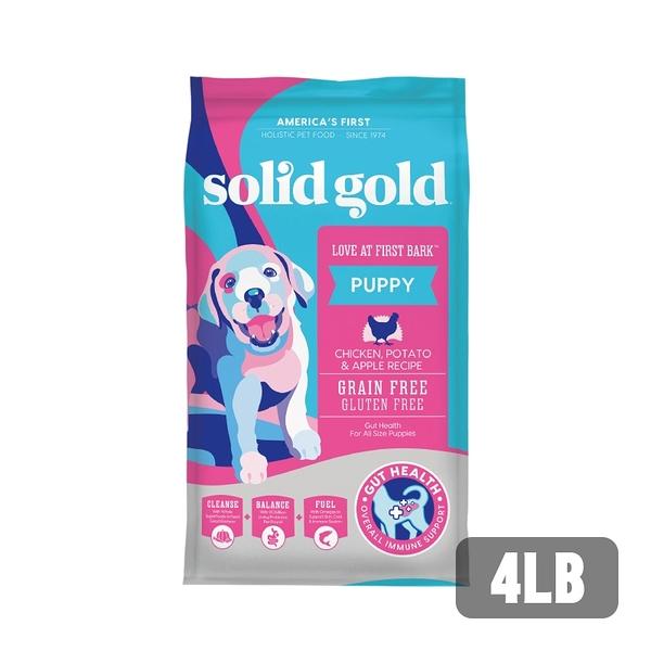 寵物家族-SolidGold速利高-一汪情深(幼犬)寵糧4LB