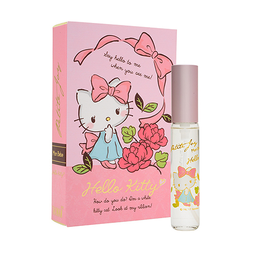 【Petit Joy】Hello Kitty 環遊世界-夢寶貝 筆型隨身香水15ml