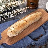 樂活e棧-微澱粉麵包系列-軟式法國乾酪長麵包(160g/條,共1條)