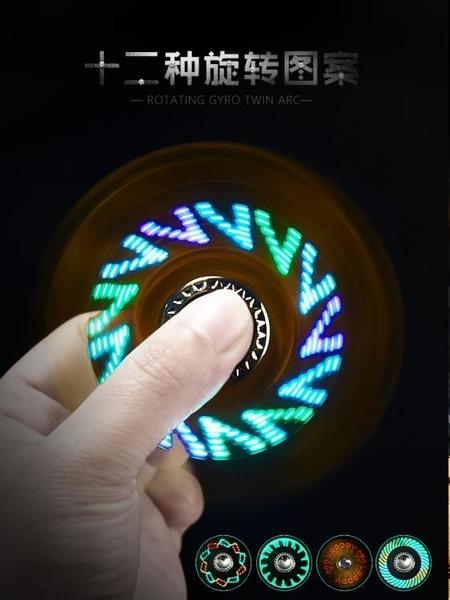 指尖陀螺充電打火機