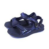 G.P (GOLD PIGEON) 阿亮代言 涼鞋 運動型 深藍色 男鞋 G0785M-20 no259