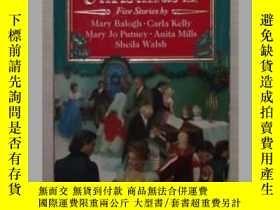 二手書博民逛書店英文原版罕見英文原版 A Regency Christmas I