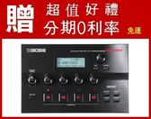 BOSS GT-001 桌上型旗艦級吉他綜合效果器/錄音介面【GT001/Guitar Effects Processor】